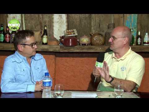 O psicoterapeuta transpessoal Domício Brasiliense é entrevistado por Ricardo Orlandini