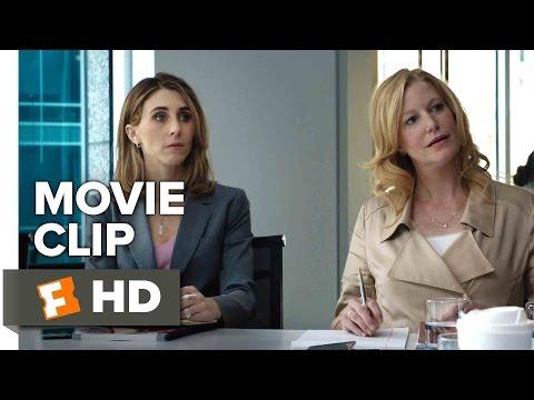 Equity Movie CLIP - Party (2016) - Anna Gunn Movie