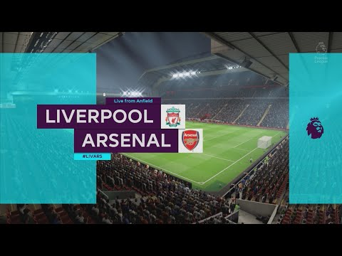 Liverpool VS Arsenal Highlights 2018(Premier League)