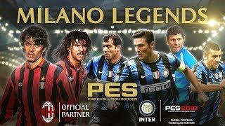 Trailer Milano Legends