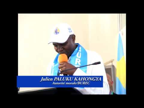 Le BUREC tient son premier congrès national à Goma.