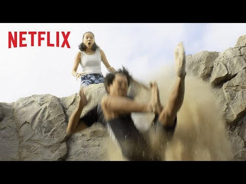 Cliffside Catastrophe | Malibu Rescue: The Series | Netflix Futures
