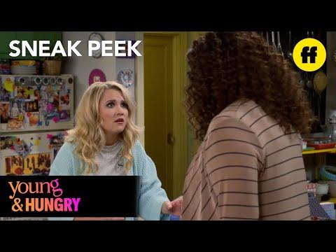 Young & Hungry   Season 5, Episode 10 Sneak Peek: Gabi Tries to Get Yolanda to Help Her  Freeform