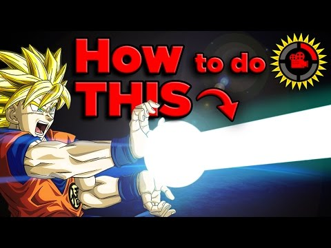 Film Theory:  What IS the Dragon Ball Z Kamehameha Wave?