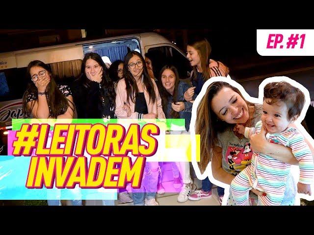 7 LEITORAS E UM SONHO - EP.01 - Taciele Alcolea