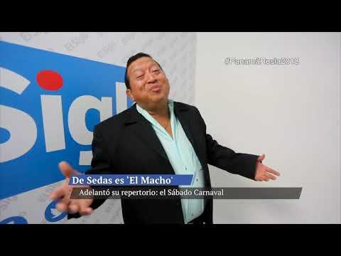 De Sedas es 'El Macho'.