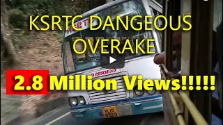 Video Wayanad | churam | dangerous | overtake | tt | ksrtc |in super fast MP3, 3GP, MP4, WEBM, AVI, FLV Juli 2018