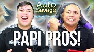 Video KETIKA PUNYA BOKAP MAIN MOBILE LEGENDS JUGA! AUTO SAVAGE!?!? - Mobile Legends Indonesia #80 MP3, 3GP, MP4, WEBM, AVI, FLV Oktober 2018
