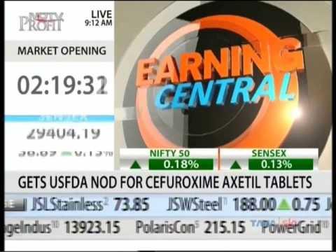 NDTV Profit Opening Fire, 24 April 2017 - Mr. Ruchit Jain, Angel Broking
