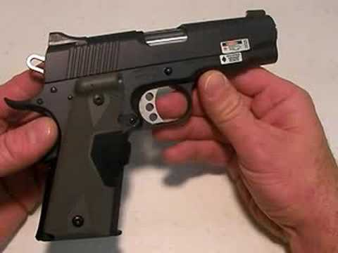KIMBER PRO CARRY .45s:  1911 Carry Perfection, Part 1