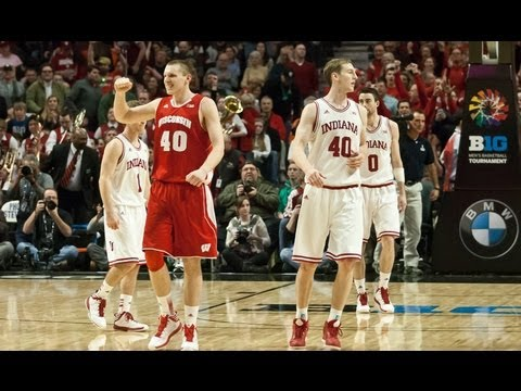 Big Ten Tournament Final - The Badgers notched their 12th win in a row against the Indiana Hoosiers, who came into the Big Ten Tournament as the top seed. Ryan Evans paced the Badgers ...