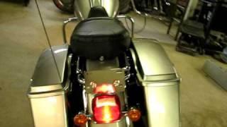 6. 2007 Harley Davidson FLTR Road Glide