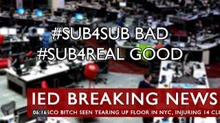 #Sub4Sub Bad, #Sub4Real Good thumb image
