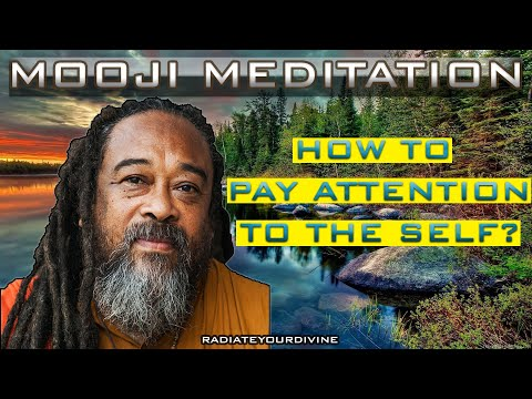 Mooji Guided Meditation: Turning Inwards to the Core Self