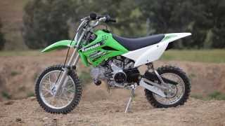8. MXTV Bike Review - Kawasaki KLX110L