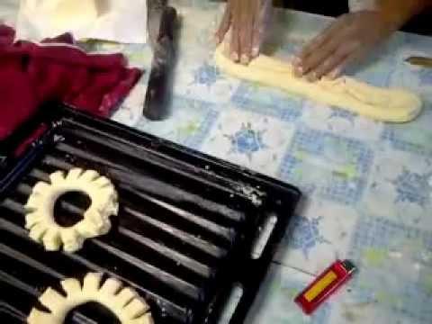 Curso de panaderia - Facturas, medialunas y pan 3/3