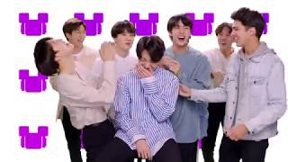 Video BTS So Happy Challenge with Brent Rivera | Radio Disney Music Awards MP3, 3GP, MP4, WEBM, AVI, FLV Agustus 2019