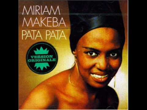 Miriam Makeba - Pata Pata lyrics