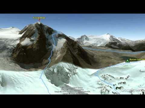fissile - Here's a 3D Animation of our backcountry tour to Fissile Peak near Whistler, BC. We took a few ski lifts at the Whistler ski resort and then toured out of bo...