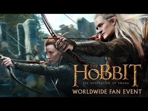 event - Join us for our LIVE worldwide Hobbit Fan Event on November 4th at 2pm PT/5pm ET! Director Peter Jackson and cast members Richard Armitage, Orlando Bloom, Le...