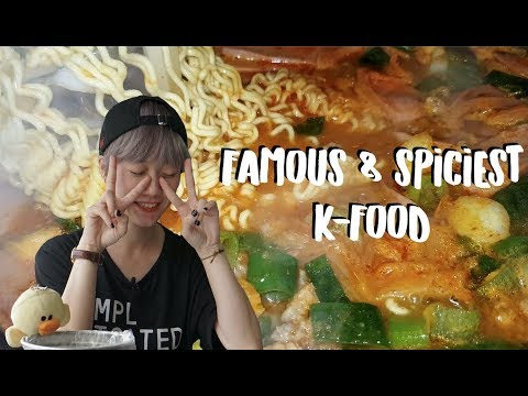FAMOUS & SPICIEST K-FOOD #09