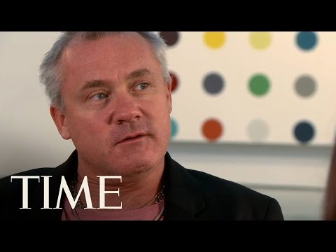 Video: 10 Questions For Damien Hirst
