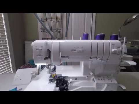 Part 1 Comparing the Triumph Baby Lock Serger to the Ovation Baby Lock Serger