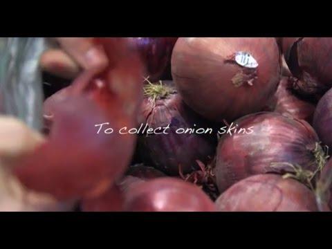 Onion Skins Natural Dye Tutorial (HD)