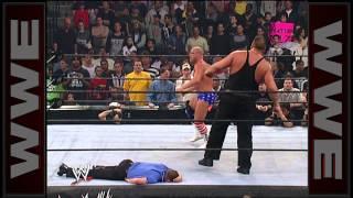 Kurt Angle vs. Big Show   WWE Championship Match: Armageddon 2002