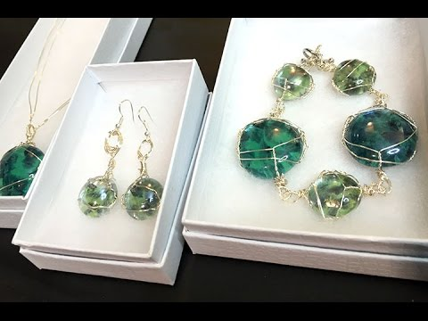 Turn Dollar Tree Glass Stones into Fine Jewelry