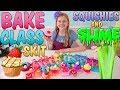 Video Alyssa's Sweet Shop Slime Bake School