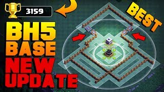 Video BEST Builder Hall 5 Base After NEW ROASTER, NIGHT WITCH UPDATE! | CoC BH5 Base | Clash of Clans MP3, 3GP, MP4, WEBM, AVI, FLV Juni 2017