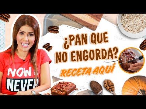 Videos caseros - ¿Pan Sano Que No Engorda? Deliciosa Receta De Pan De Calabaza Casero Sin Harina
