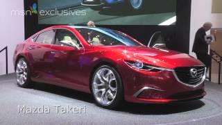 Top 10 Concept Cars At Geneva Motor Show 2012