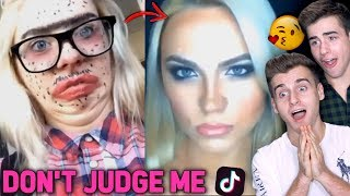 Video The Ultimate DON'T JUDGE ME Challenge! (Tik Tok Edition) MP3, 3GP, MP4, WEBM, AVI, FLV Januari 2019
