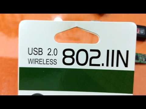 Dica: Problema no adaptador wireless, driver original 802.11n usb