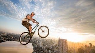Trials Biking, Freestyle Football&BMX Flatland - Red Bull Launch 2013 Thailand