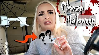 I BUY THE CHEAPEST THING AT THE HALLOWEEN STORE!!! by Piink Sparkles