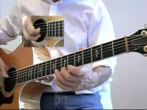 Learn the Guitar, Beginners Lessons Part 21 – A Classical Guitar Piece