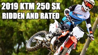 3. 2019 KTM 250 SX 2 Stroke - Ridden and Rated