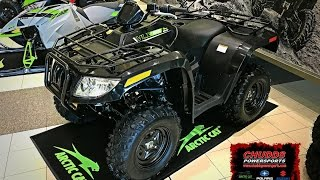 9. 2017 Arctic Cat VLX 700