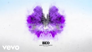 Video Zedd - Addicted To A Memory (Audio) ft. Bahari MP3, 3GP, MP4, WEBM, AVI, FLV Oktober 2018