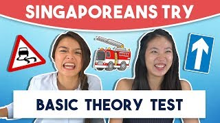 Video Singaporeans Try: Non Drivers Take The BTT MP3, 3GP, MP4, WEBM, AVI, FLV November 2018