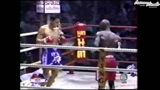 Manu Ntoh Tribute: Devastating Body-Kick Tactics
