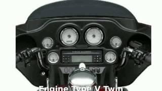 4. 2010 Harley-Davidson Street Glide Base Specs