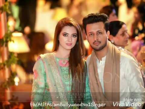 Video Atif Aslam With his Wife Sara At Friend Wedding Event download in MP3, 3GP, MP4, WEBM, AVI, FLV January 2017