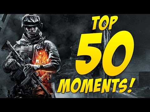 greatest moments - In no particular order, these are our favourite moments (to date) that we have uploaded since the release of Battlefield 3! Enjoy! Reddit: http://www.reddit....