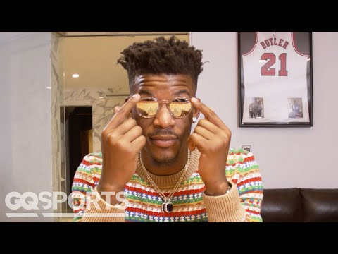 10 Things Jimmy Butler Can't Live Without   GQ