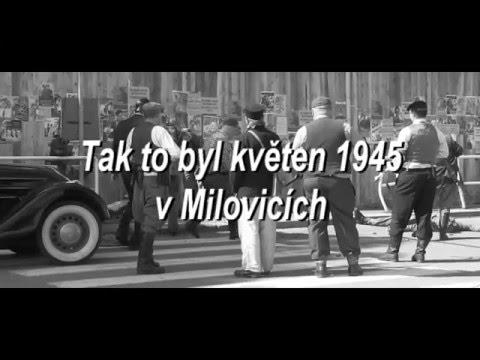 Milovice 1945 Den vítězství