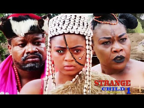 Strange Child Season 1 (new Movie) - Regina Daniels|2019 Movie|latest Nigerian Nollywood Movie